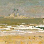 144 Herdenking van de Vierdaagse Zeeslag van 1666 voor Scheveningen